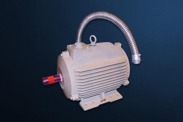 Smoke Spill Motor